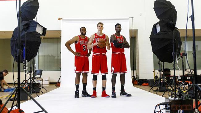 Bộ ảnh NBA Media Day: Người cũ, đội mới và một mùa giải NBA đầy hấp dẫn - Ảnh 25.