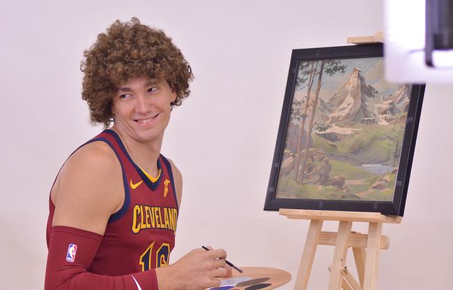 Bộ ảnh NBA Media Day: Người cũ, đội mới và một mùa giải NBA đầy hấp dẫn - Ảnh 26.