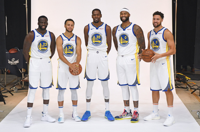 Hãy vui đi vì đây có thể là mùa giải cuối của kỷ nguyên thống trị mang tên Golden State Warriors - Ảnh 1.