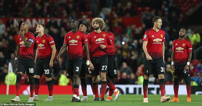 HLV Mourinho trừng phạt Pogba sau khi bị Phó chủ tịch Ed Woodward nắn gân - Ảnh 1.
