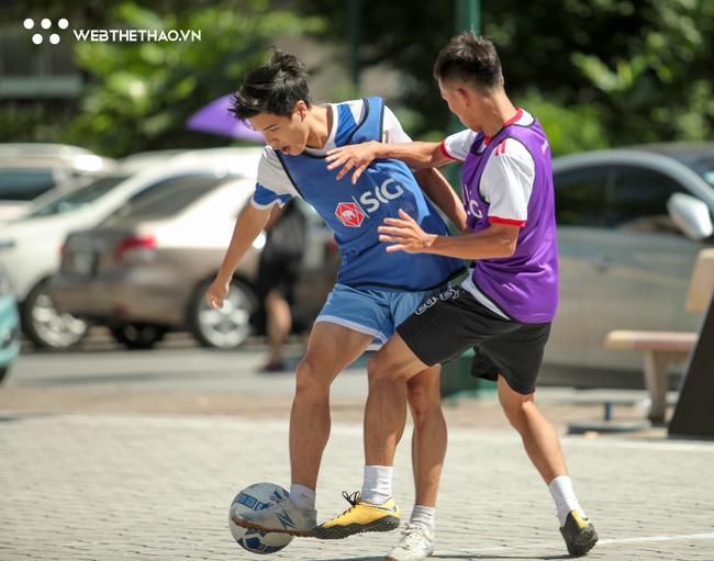 Xác định 4 đội bóng dự VCK bóng đá đường phố 2018 tại phố đi bộ hồ Gươm - Ảnh 1.