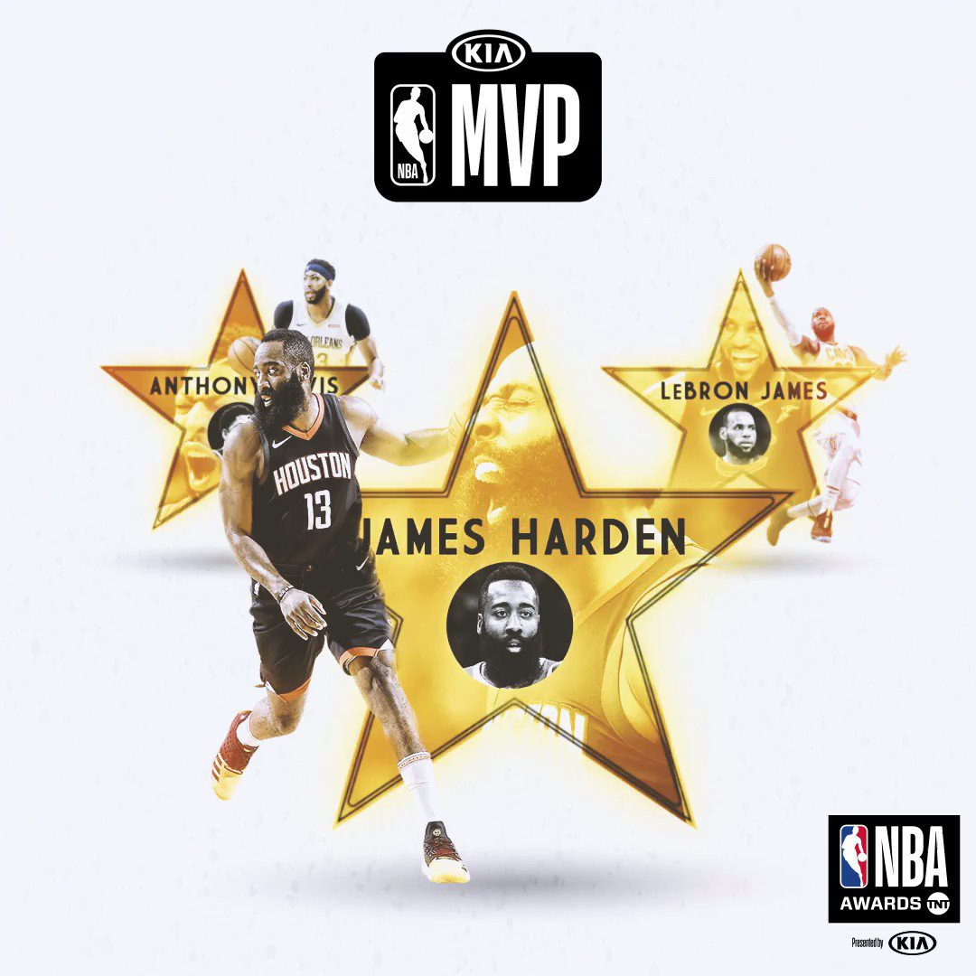 James Harden và LeBron tranh MVP NBA, Ben Simmons so kè Rookie of The Year cùng Donovan Mitchell - Ảnh 1.