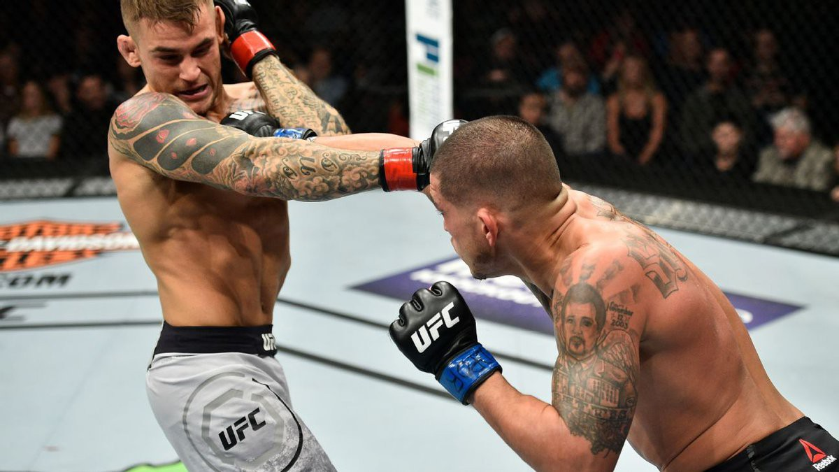 dustin poirier anthony pettis