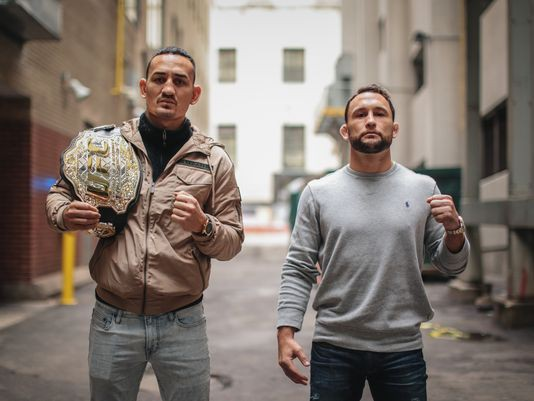 max holloway frankie edgar