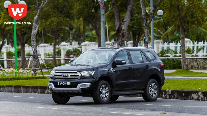 Ford Everest 2.2 Trend AT