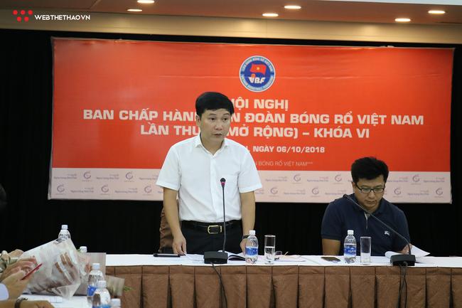 Chính thức xác nhận danh tính đội bóng mới và lịch diễn ra VBA 2019  - Ảnh 1.