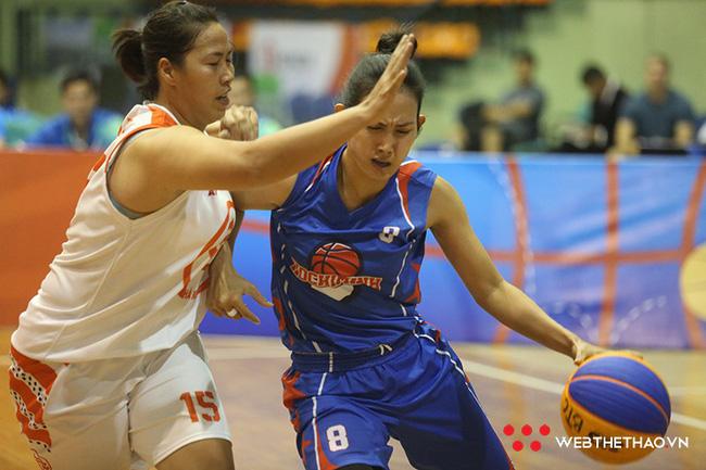 Cặp đôi xuất sắc nhất bóng rổ Việt Nam chính thức về chung một nhà - Ảnh 1.