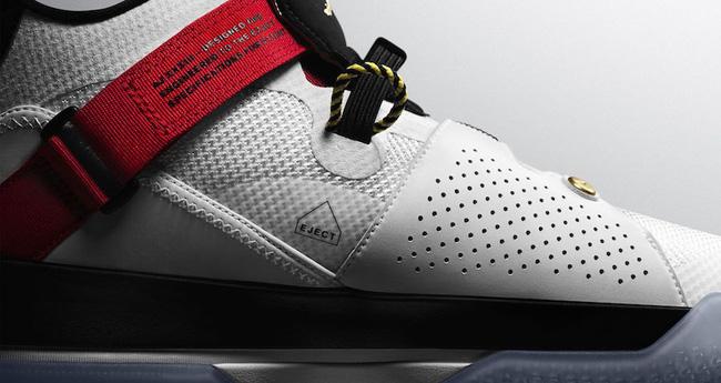 Đây là Air Jordan 33, mẫu giày bóng rổ độc nhất, chưa từng thấy từ trước đến nay - Ảnh 3.