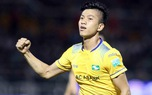 Phan Văn Đức tiếp tục ghi bàn, SLNA chia điểm Quảng Nam FC trên sân khách