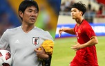 HLV Nhật Bản nói gì về sức mạnh của Công Phượng và Olympic Việt Nam tại ASIAD 2018?