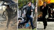 10 bộ phim hành động mà Tom Cruise chạy bộ nhiều nhất