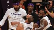 Video k?t qu? NBA 2018/19 ngày 12/11: Los Angeles Lakers - Atlanta Hawks
