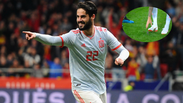 """Khoảnh khắc World Cup 2018: Isco """"cứu""""... chú chim nhỏ trong ngày ĐT Tây Ban Nha đối đầu ĐT Iran"""