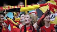 """CĐV Bỉ: """"Chúng tôi sẽ đánh bại ĐT Anh và vô địch World Cup!"""""""