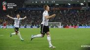 Video kết quả WC 2018: ĐT Đức - ĐT Thụy Điển
