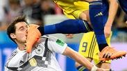 30 bức ảnh ấn tượng nhất tại World Cup 2018