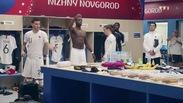Lộ clip Paul Pogba động viên tinh thần ĐT Pháp trong hành trình vô địch World Cup 2018