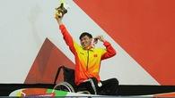 Võ Thanh Tùng tiếp tục làm dậy sóng đường đua xanh tại Asian Para Games 2018