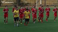 AFF Cup 2018: 4 trụ cột của đội tuyển Việt Nam vắng trong buổi tập