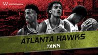 NBA 2018-19: Atlanta Hawks tiếp tục mùa giải cơ cực ngậm ngùi chờ thời cơ