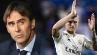 """Không còn là """"sóng ngầm"""", HLV Lopetegui bị trụ cột Real Madrid công khai than phiền về chiến thuật"""
