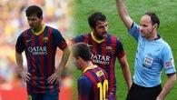 Trọng tài xin lỗi Messi sau khi