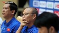 HLV Park Hang Seo tiếc cho Văn Thanh, để mở việc bổ sung hậu vệ