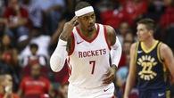 Sợ Carmelo Anthony dỗi vì dự bị, Houston Rockets chấp nhận chơi phá cách