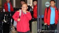 HLV Park Hang Seo lần đầu cảm thấy không vui khi trở về Hàn Quốc