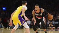 Dự đoán NBA: Portland Trail Blazer vs LA Lakers
