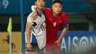 Đội trưởng U19 Việt Nam nhập viện sau trận thua U19 Jordan