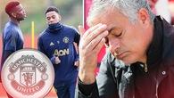 Man Utd tính toán lại mục tiêu chuyển nhượng tháng 1 vì... Jose Mourinho?