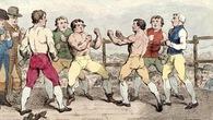 Quyền Anh Ireland cổ điển trong lối đánh của Conor McGregor