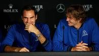 """Roger Federer thừa nhận """"cô đơn"""" không có bạn trong làng banh nỉ"""