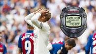 """Bị VAR từ chối bàn thắng, Real Madrid chính thức lập kỷ lục buồn về thời gian """"khô hạn"""""""