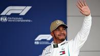 Đua phân hạng US GP: Không gì cản nổi Lewis Hamilton