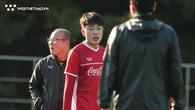 Xuân Trường đón bất ngờ, đội tuyển Việt Nam được nhận thêm đặc sản Hàn Quốc