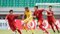 HLV Hoàng Anh Tuấn: U19 Việt Nam bị phá sản lối chơi vì U19 Australia quá mạnh