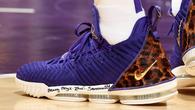 Chỉ trong 2 ngày, giá bán lại mẫu giày ra mắt sân nhà của LeBron James tăng chóng mặt