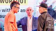 Shinya Aoki và Ev Ting nói gì về việc Martin Nguyễn bỏ đai hạng Lightweight?