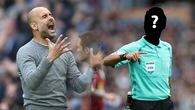 Man City đối diện cơn ác mộng trọng tài ở trận đại chiến với Liverpool