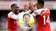 Chuyên gia Mark Lawrenson nhận định dự đoán tỷ số trận Fulham - Arsenal