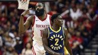 Dự đoán NBA: Houston Rockets vs Indiana Pacers