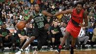 D? ?oán NBA: Portland Trail Blazers vs Boston Celtics