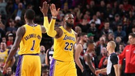 D? ?oán NBA: Los Angeles Lakers vs Atlanta Hawks