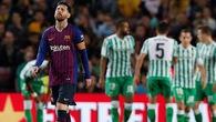 Messi trở lại và những điều không thể bỏ qua ở trận thua sốc Betis của Barcelona