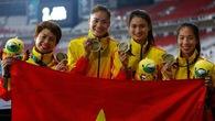 HCĐ 4x400m nữ ASIAD 2018: Dấu son điền kinh châu Á