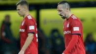 """Cay cú vì Bayern thua Dortmund, Ribery """"gi?n cá chém th?t"""" tát th?ng m?t phóng viên ??ng h??ng quen bi?t"""
