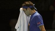Federer thừa nhận đã thi đấu với Zverev trong tình trạng chấn thương bàn tay