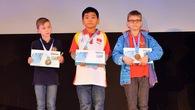 """Giải cờ vua U8-U12 VĐTG 2018: Bước đột phá """"thần tốc"""" của những kỳ thủ trẻ"""